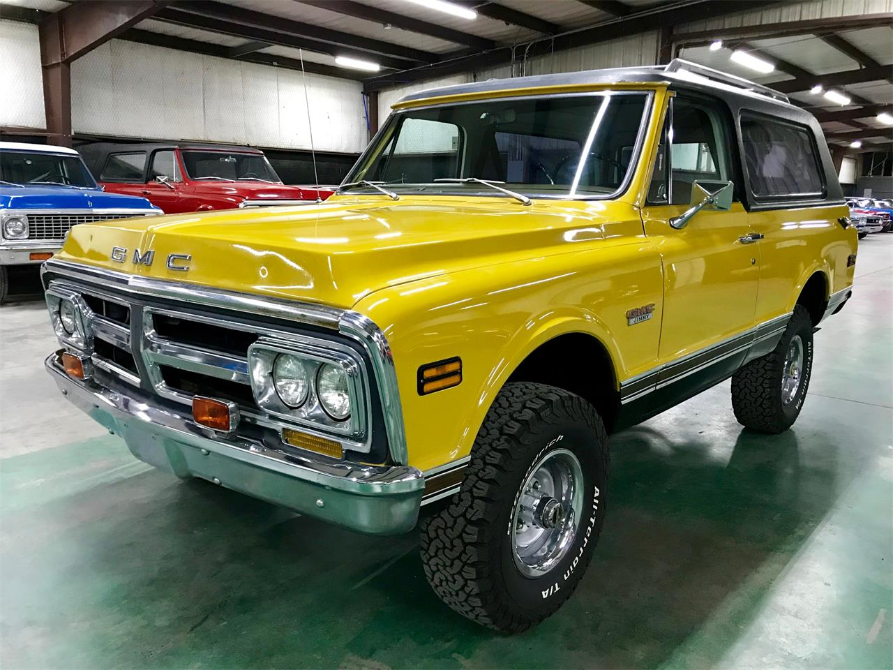 1972 GMC Jimmy (CC-1244958) for sale in Sherman, Texas