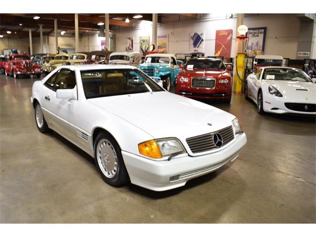 1990 Mercedes-Benz 300SL (CC-1244968) for sale in Costa Mesa, California