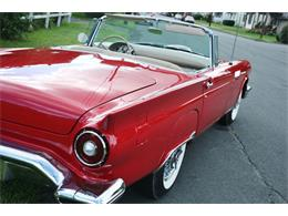 1957 Ford Thunderbird (CC-1244971) for sale in Old Forge, Pennsylvania