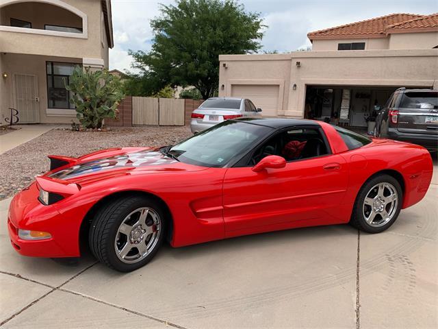 2004 Chevrolet Corvette (CC-1244973) for sale in Tucson, Arizona