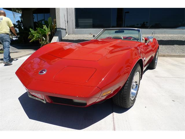 1974 Chevrolet Corvette (CC-1244976) for sale in Anaheim, California