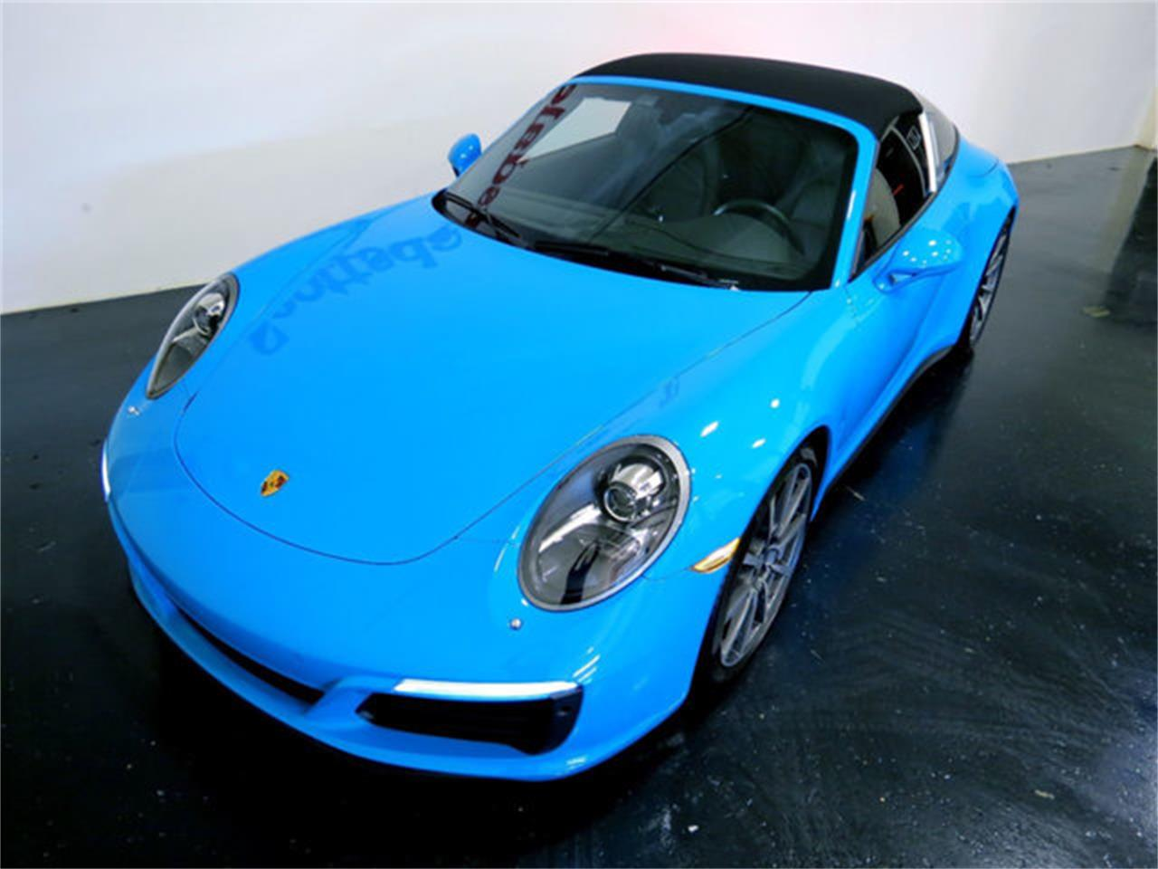 2017 Porsche 911 Targa (CC-1244992) for sale in Scottsdale, Arizona