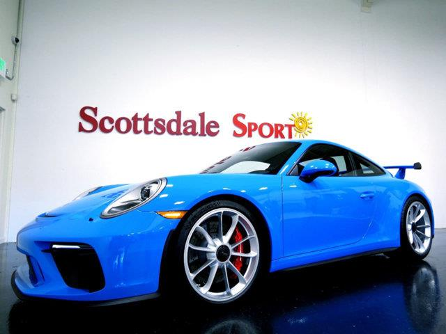 2018 Porsche 911 GT3 (CC-1245006) for sale in Scottsdale, Arizona