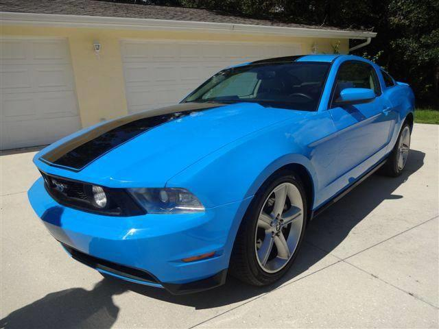 2010 Ford Mustang GT (CC-1245135) for sale in Sarasota, Florida