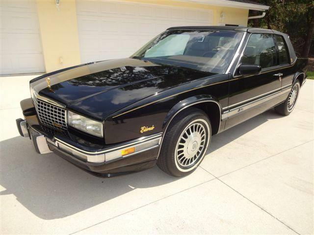 1991 Cadillac Eldorado (CC-1245138) for sale in Sarasota, Florida