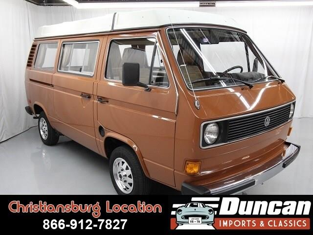 1980 Volkswagen Vanagon (CC-1245151) for sale in Christiansburg, Virginia