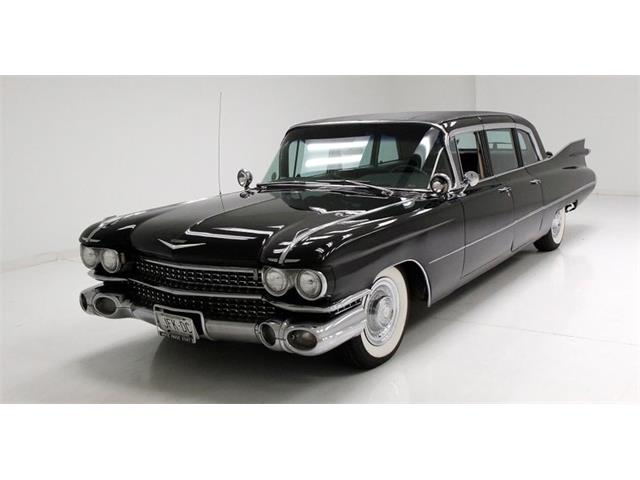 1959 Cadillac Fleetwood (CC-1245166) for sale in Morgantown, Pennsylvania
