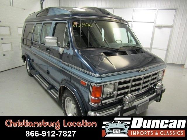 1991 Dodge Ram Van (CC-1245187) for sale in Christiansburg, Virginia