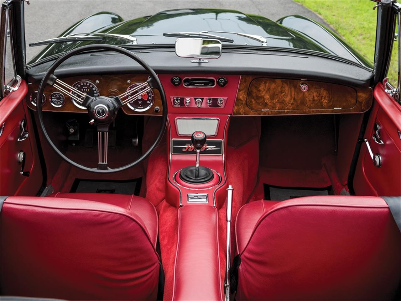 1964 Austin-Healey BJ8 (CC-1245201) for sale in Monterey, California