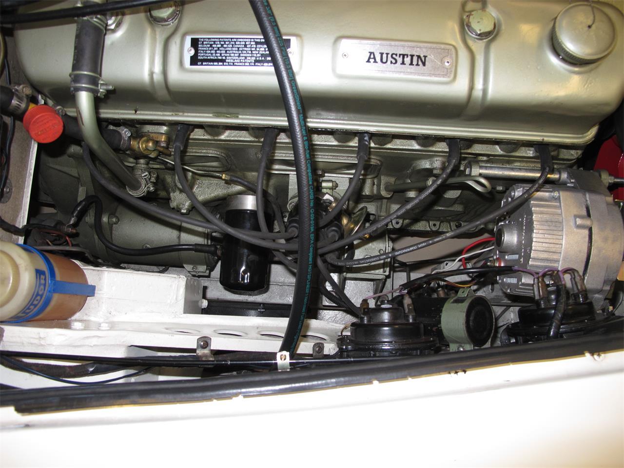 1967 Austin-Healey 3000 Mark III BJ8 (CC-1240521) for sale in Carson City, Nevada