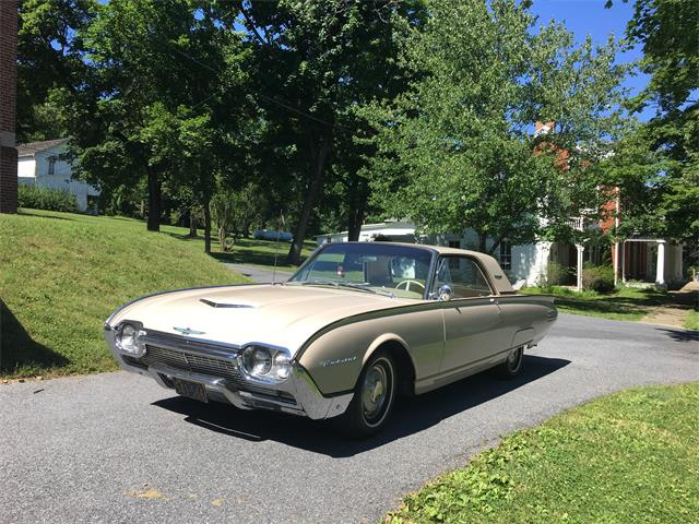 1961 Ford Thunderbird (CC-1240523) for sale in Elliottsburg , Pennsylvania