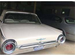 1961 Ford Thunderbird (CC-1240523) for sale in Elliottsburg , Pennsylvania