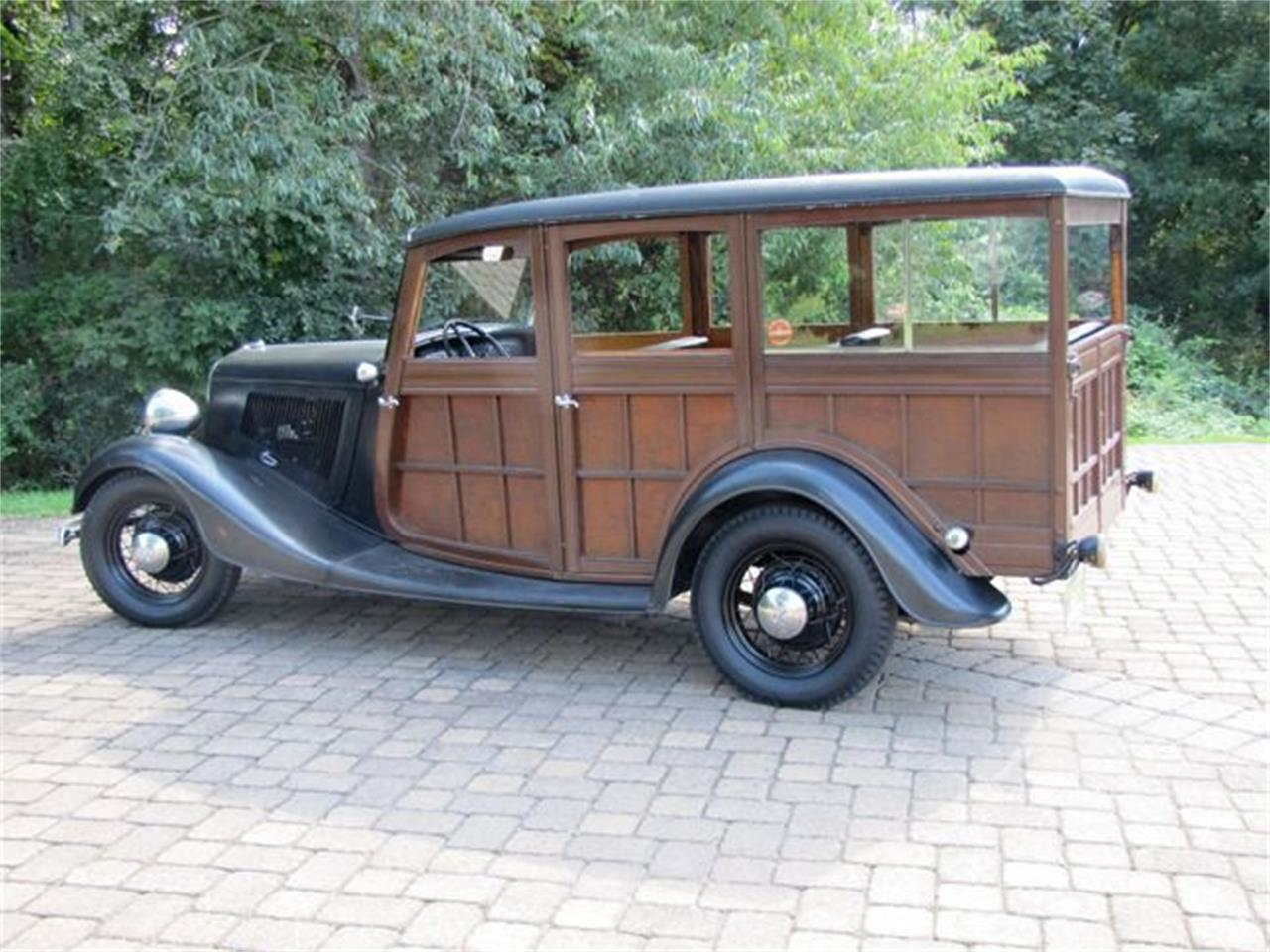 1933 Ford Model 40 (CC-1245245) for sale in West Pittston, Pennsylvania