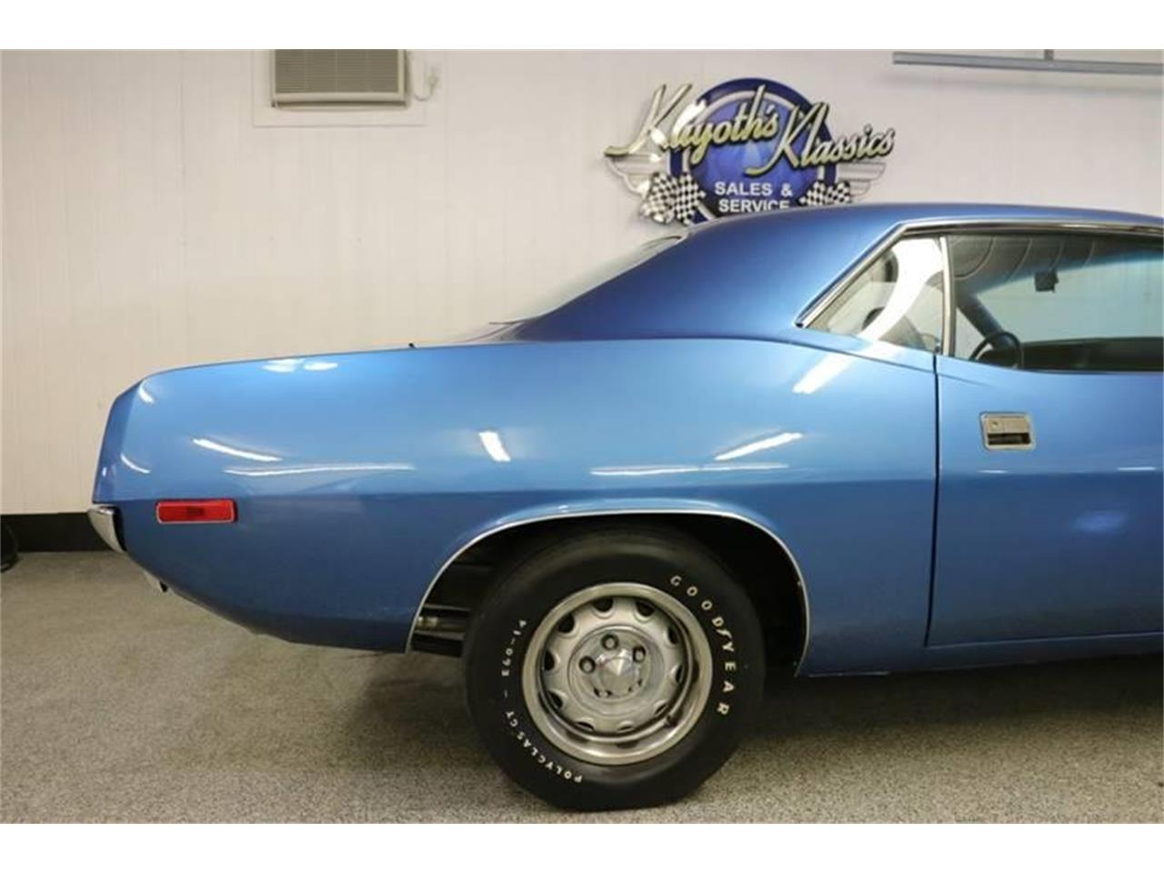 1973 Plymouth Barracuda (CC-1245310) for sale in Stratford, Wisconsin