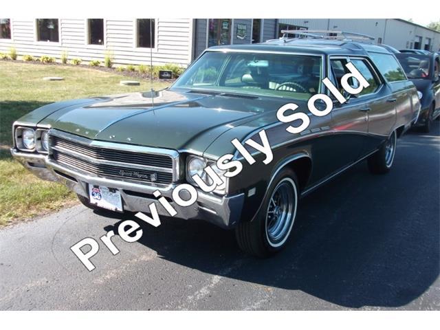 1969 Buick Skylark (CC-1245314) for sale in Dublin, Ohio