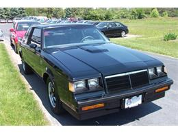 1986 Buick Grand National (CC-1245317) for sale in Dublin, Ohio