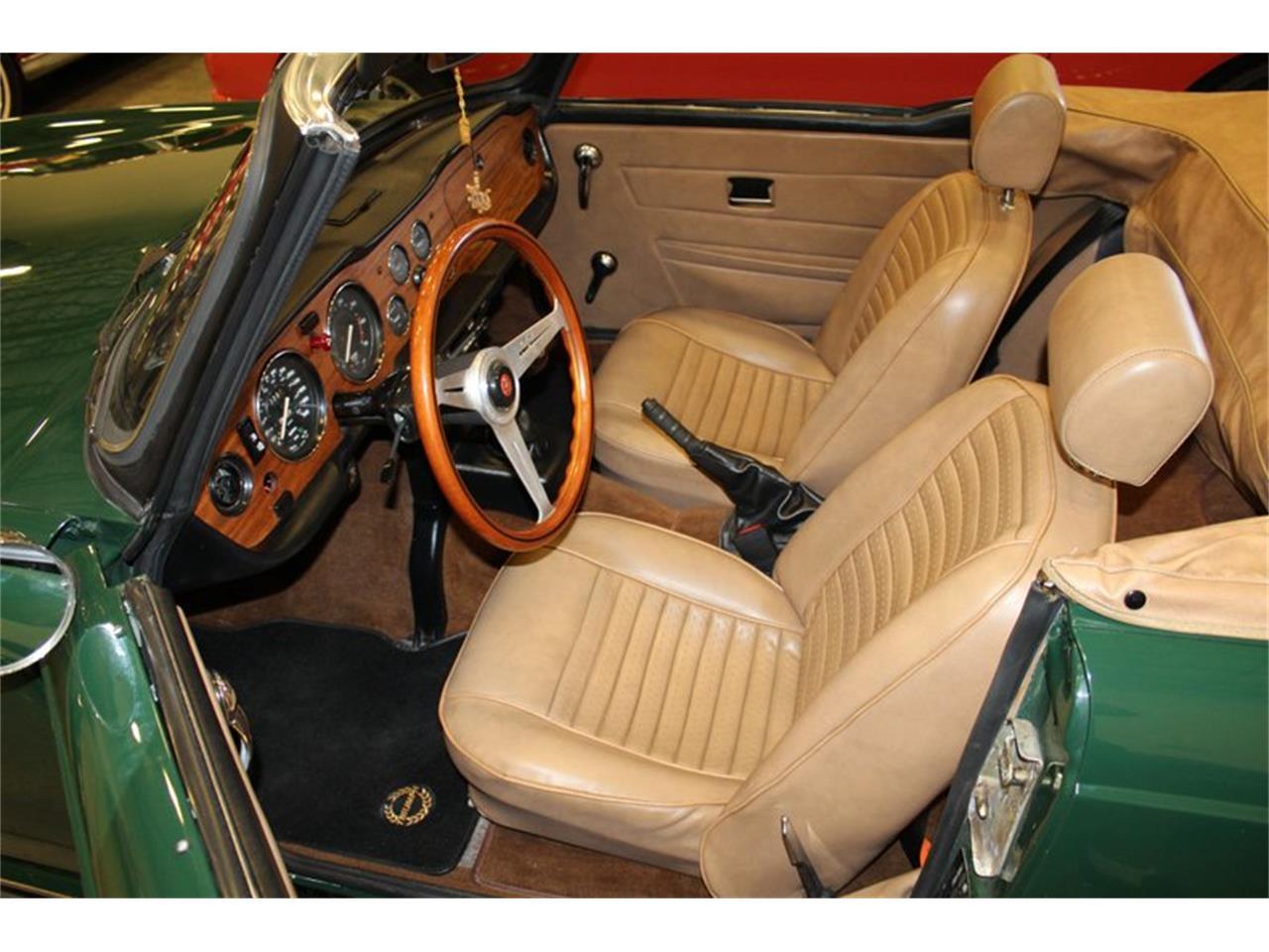 1976 Triumph TR6 (CC-1245319) for sale in Sarasota, Florida