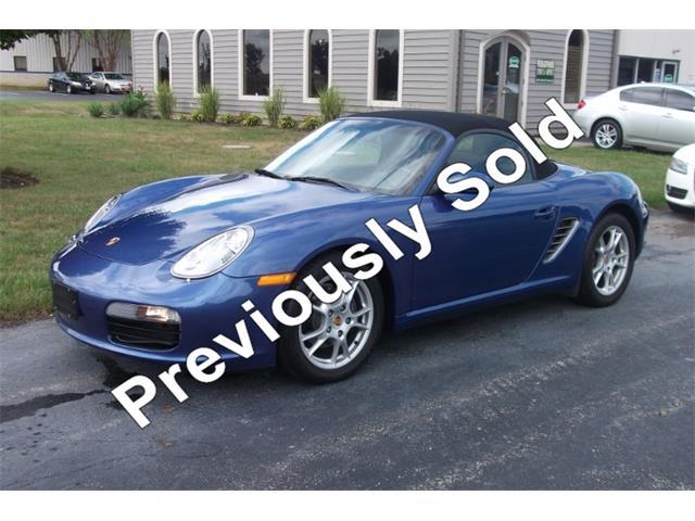 2006 Porsche Boxster (CC-1245321) for sale in Dublin, Ohio