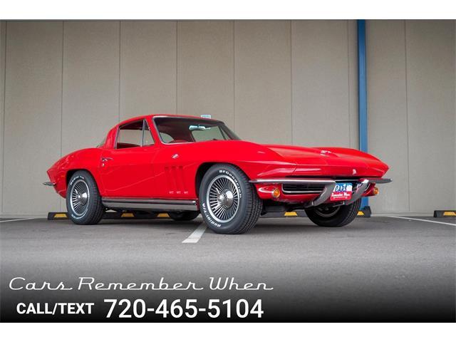 1965 Chevrolet Corvette (CC-1245331) for sale in Englewood, Colorado