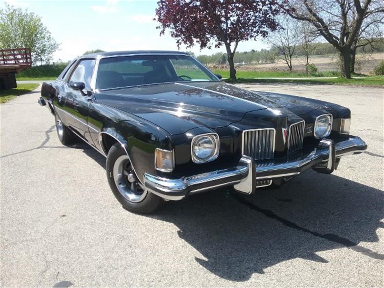 1973 Pontiac Grand Prix (CC-1245336) for sale in Cadillac, Michigan
