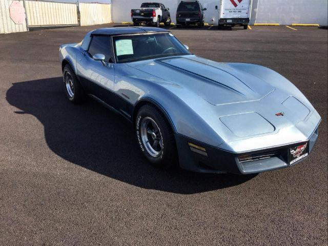 1982 Chevrolet Corvette (CC-1245370) for sale in Downers Grove, Illinois