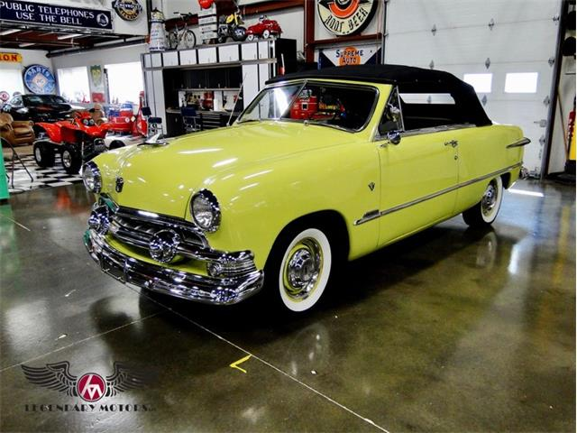 1951 Ford Victoria (CC-1245393) for sale in Beverly, Massachusetts