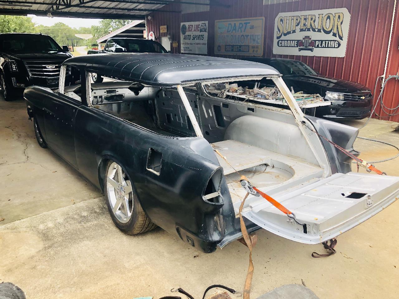 1955 Chevrolet Nomad (CC-1245395) for sale in Wilson, Oklahoma