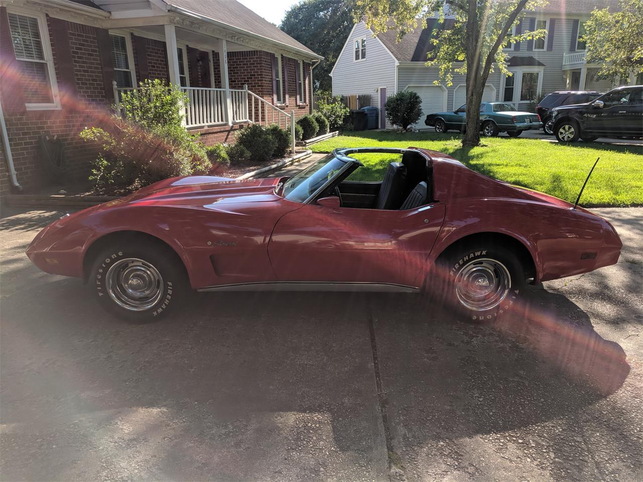 1975 Chevrolet Corvette (CC-1240542) for sale in VIRGINIA BEACH, Virginia