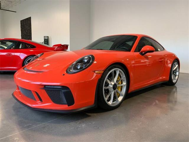 2018 Porsche 911 (CC-1245433) for sale in South Salt Lake, Utah
