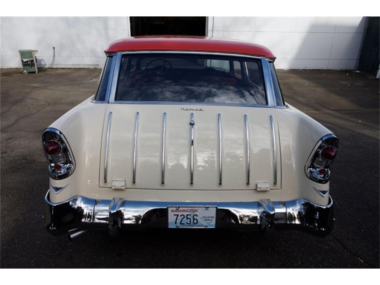 1956 Chevrolet Bel Air Nomad (CC-1245438) for sale in Anchorage, Alaska