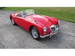 1962 MG MGA MK II (CC-1245448) for sale in WASHINGTON, Missouri