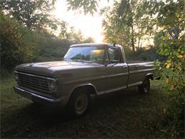 1967 Ford F250 (CC-1245455) for sale in Sharpsburg, Georgia