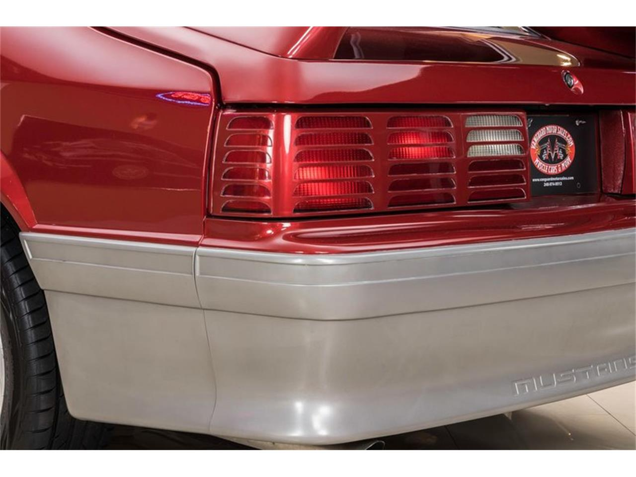 1992 Ford Mustang (CC-1245476) for sale in Plymouth, Michigan
