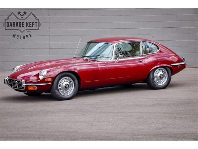 1971 Jaguar E-Type (CC-1245487) for sale in Grand Rapids, Michigan