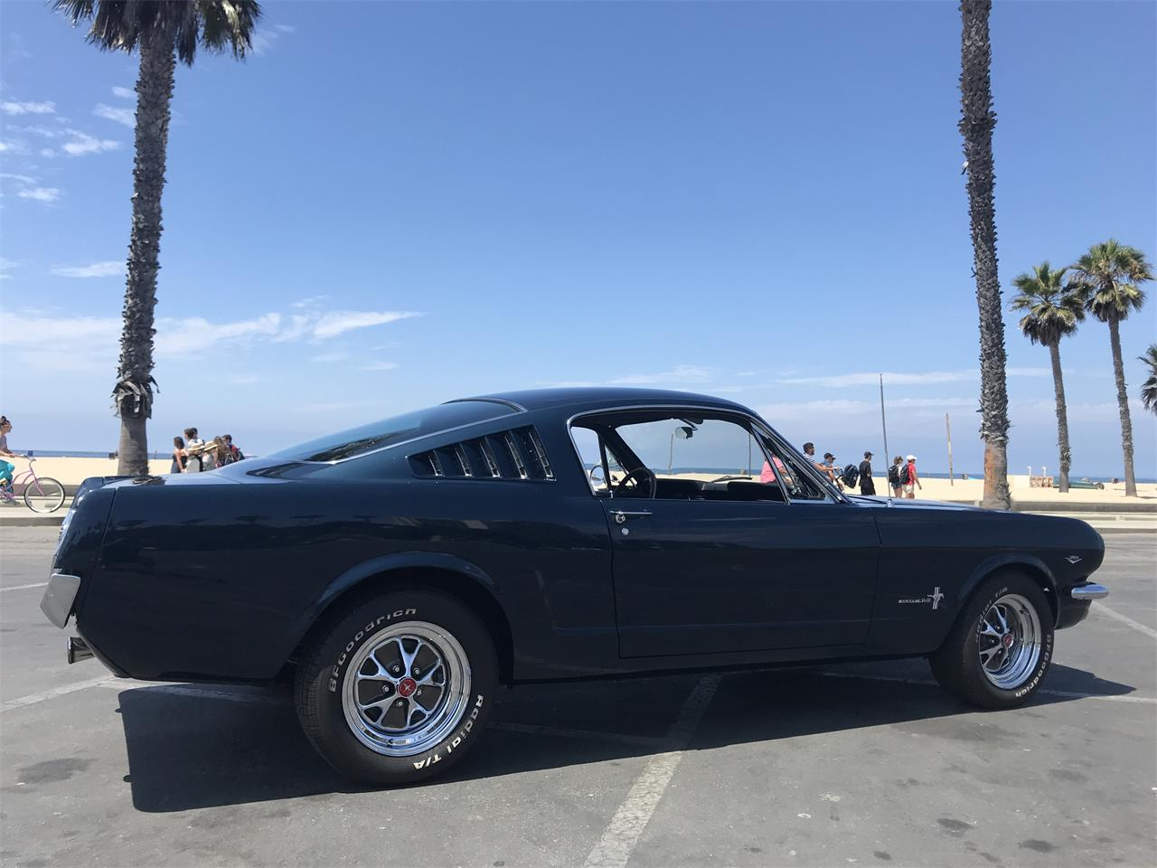 1966 Ford Mustang (CC-1240549) for sale in Los Angeles, California