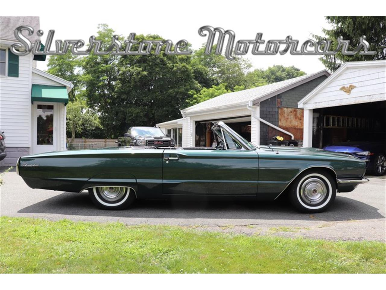 1966 Ford Thunderbird (CC-1245501) for sale in North Andover, Massachusetts