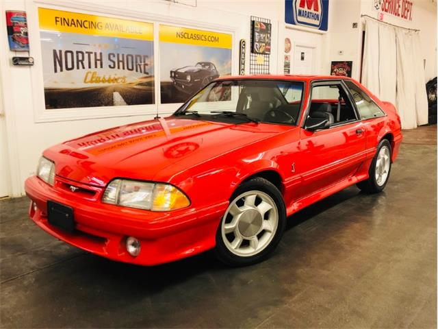 1993 Ford Mustang (CC-1245503) for sale in Mundelein, Illinois