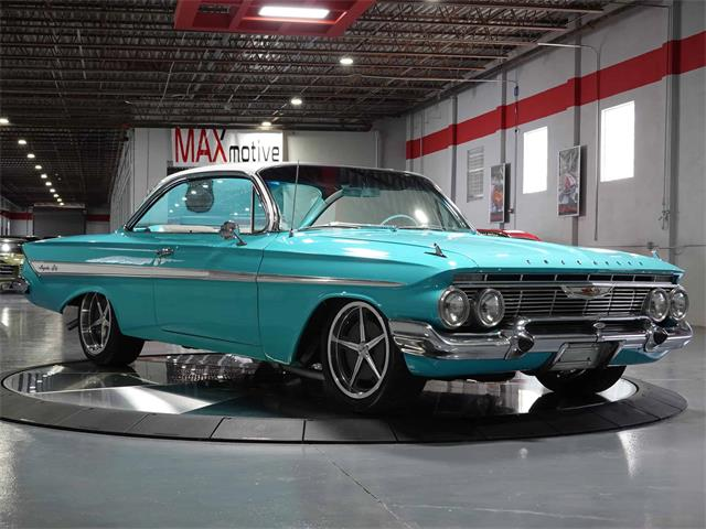1961 Chevrolet Impala For Sale On Classiccars Com