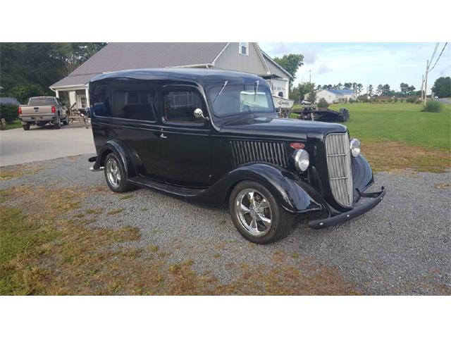 1937 Ford Panel Truck (CC-1245531) for sale in West Pittston, Pennsylvania