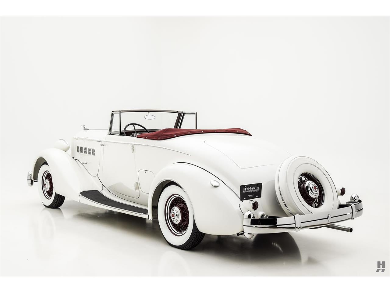 1936 Packard Super Eight (CC-1245533) for sale in Saint Louis, Missouri