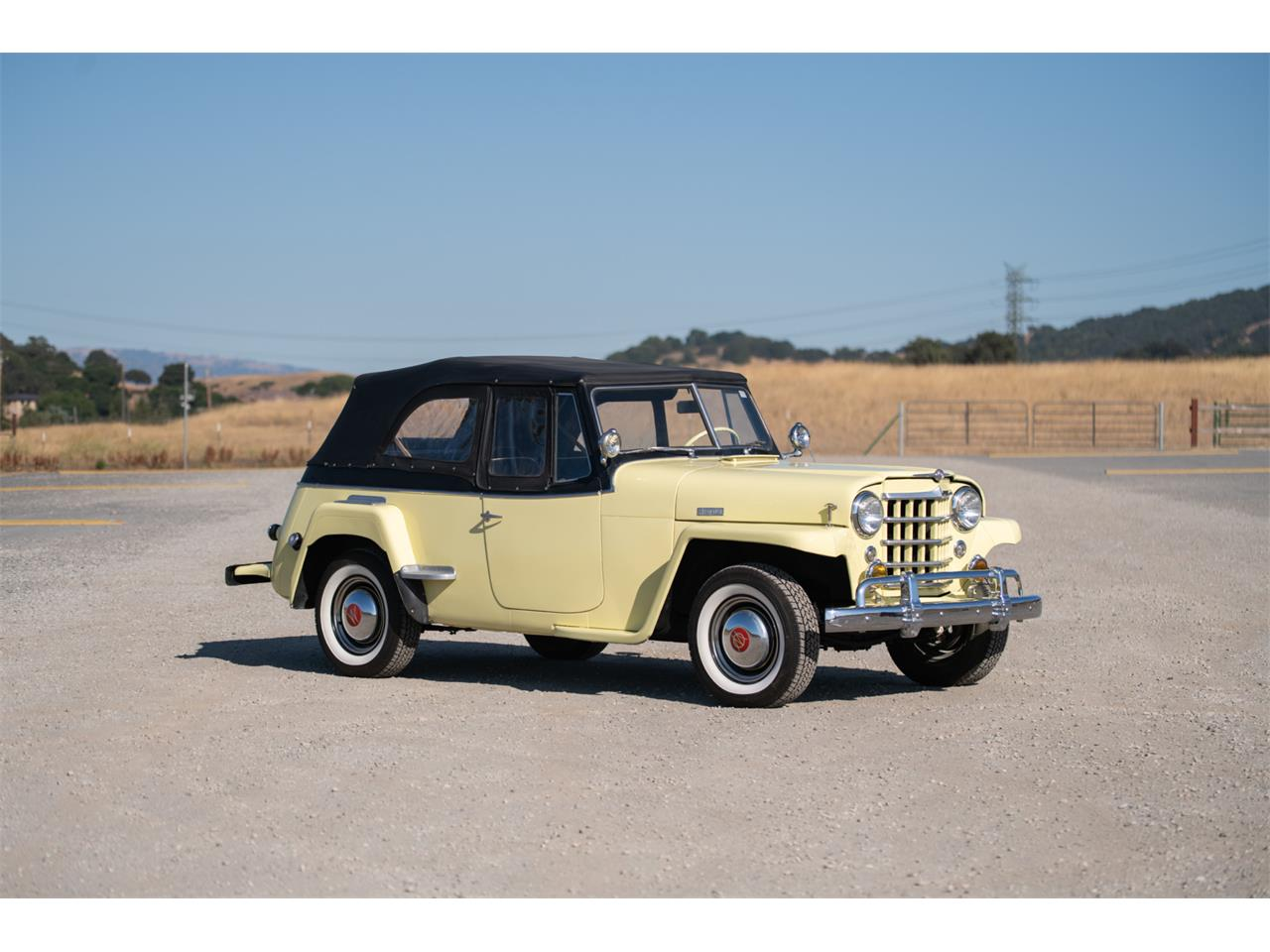 1949 Willys Jeepster (CC-1245551) for sale in San Jose, California