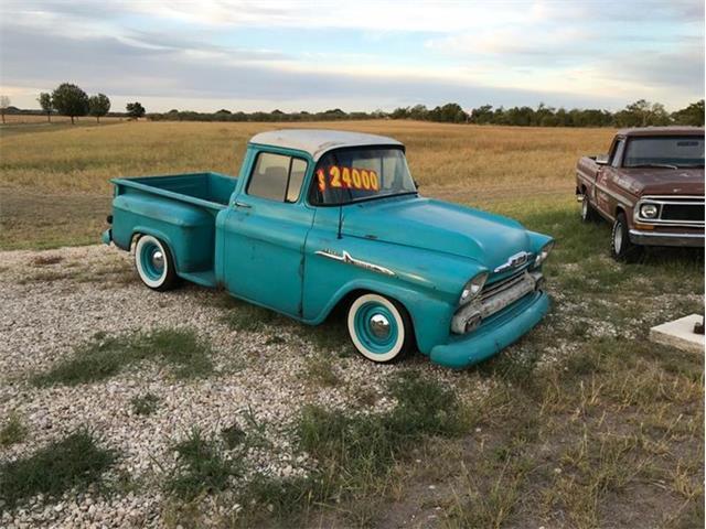 1956 Chevrolet 3100 (CC-1245599) for sale in Fredericksburg, Texas