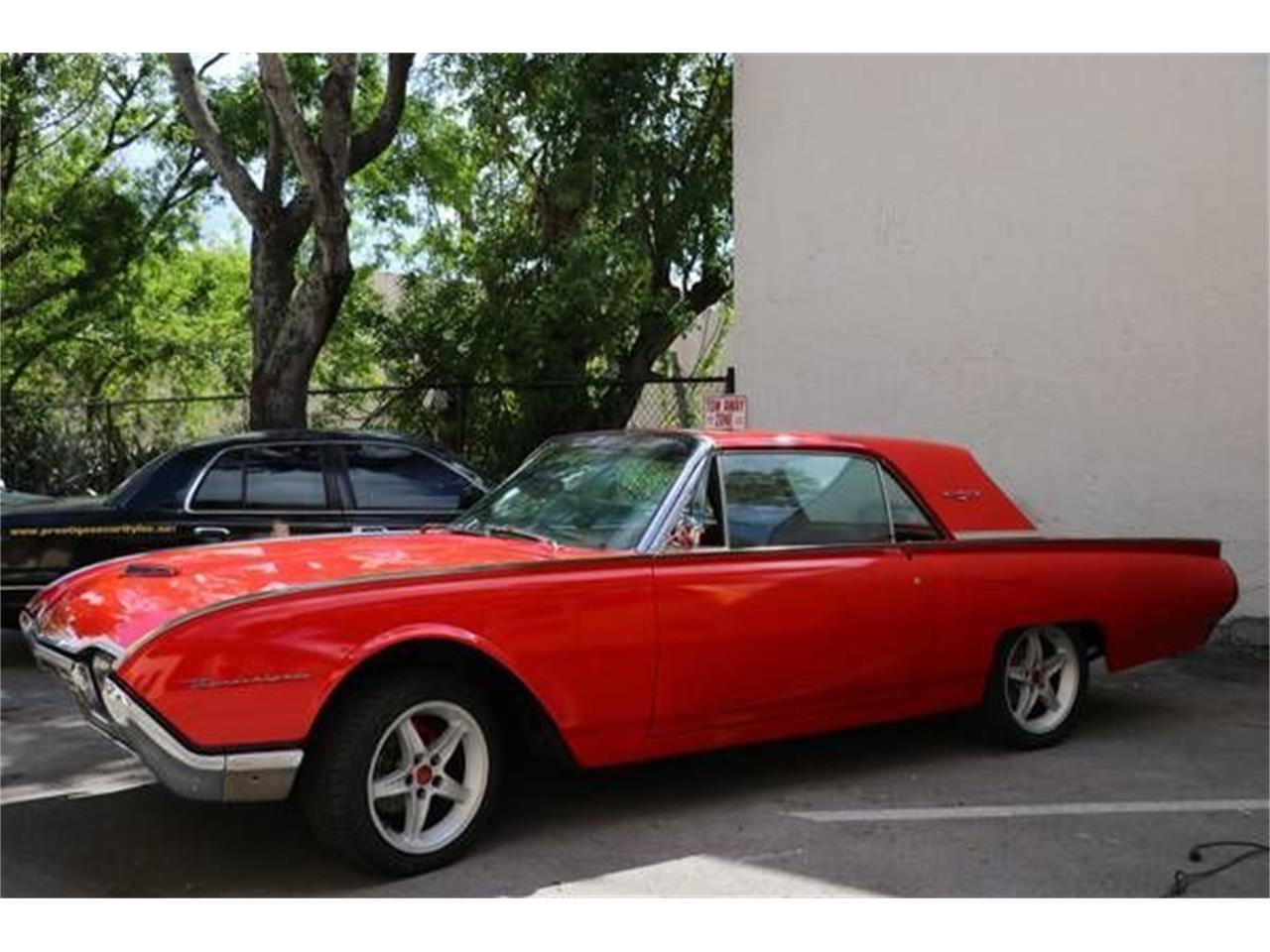 1962 Ford Thunderbird (CC-1245649) for sale in Cadillac, Michigan