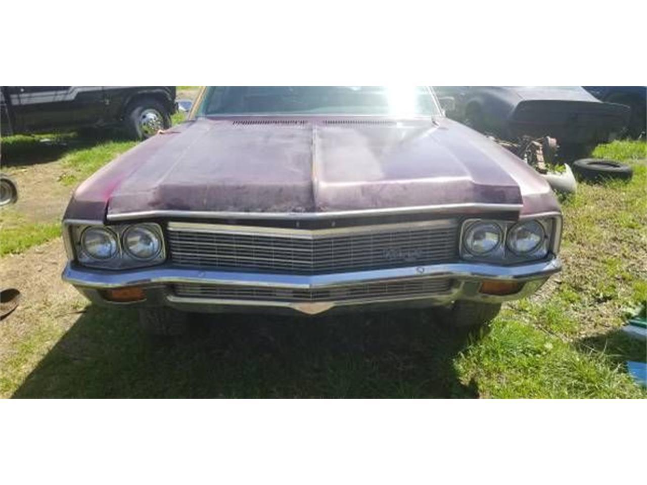 1970 Chevrolet Impala (CC-1245655) for sale in Cadillac, Michigan