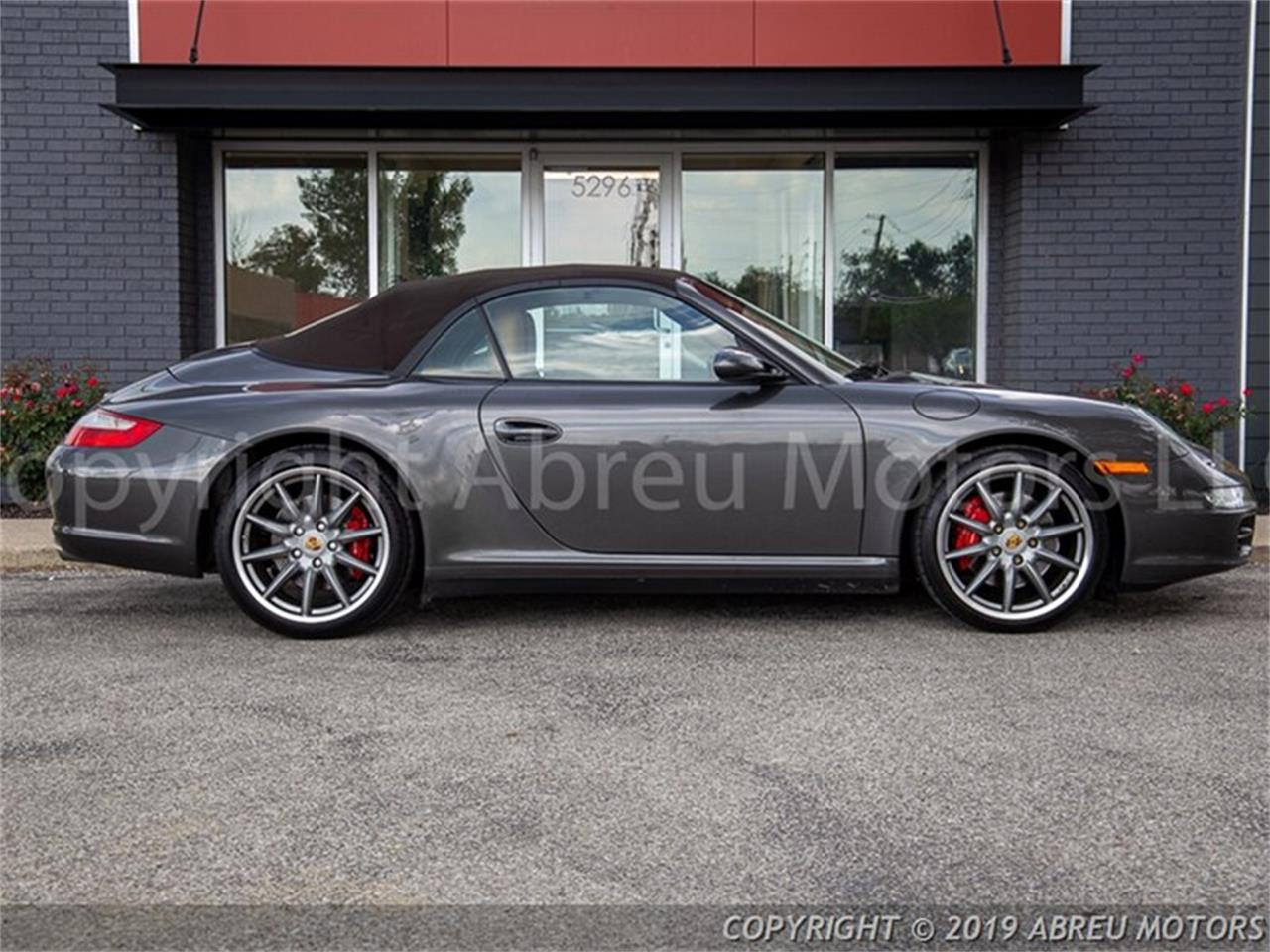 2007 Porsche 911 Carrera 4S (CC-1245700) for sale in Carmel, Indiana