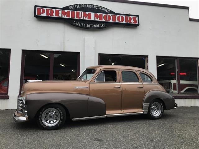 1948 Chevrolet 4-Dr Sedan (CC-1245709) for sale in Tocoma, Washington