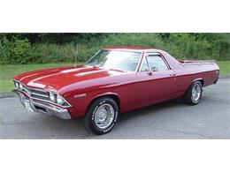 1969 Chevrolet El Camino (CC-1245737) for sale in Hendersonville, Tennessee