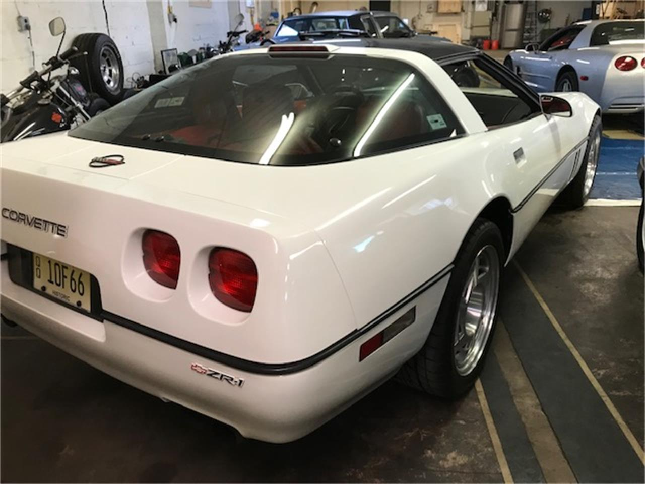 1990 Chevrolet Corvette (CC-1245757) for sale in Brooklawn, New Jersey