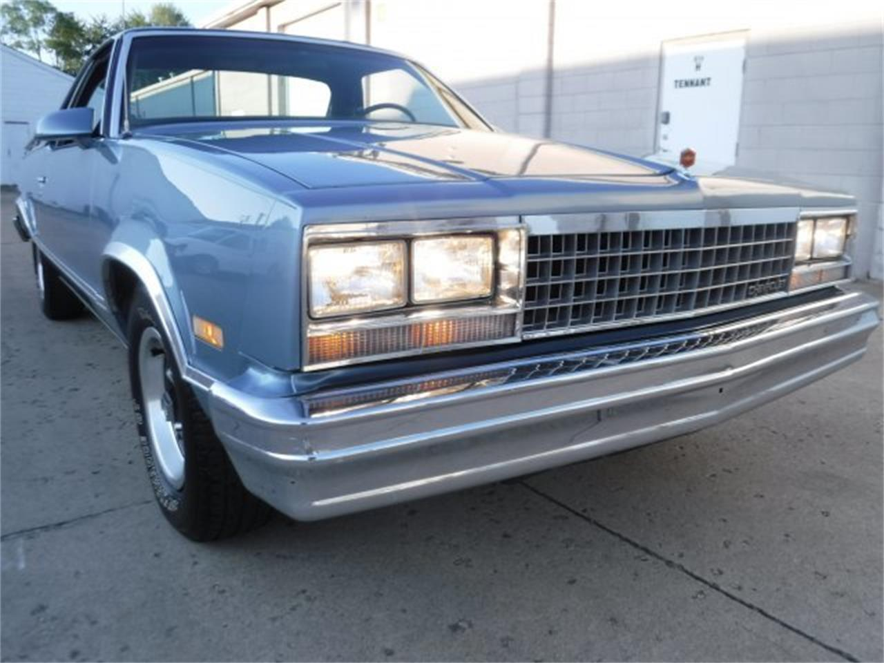 1987 Chevrolet El Camino (CC-1245763) for sale in Milford, Ohio