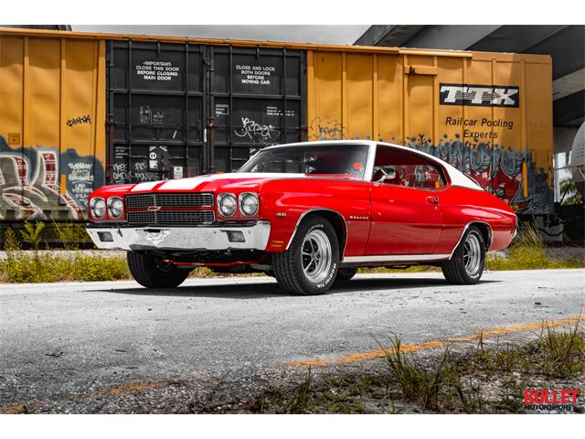 1970 Chevrolet Chevelle (CC-1245770) for sale in Fort Lauderdale, Florida